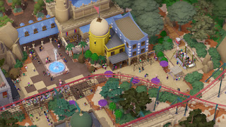 Parkitect Booms and Blooms GOG full crack
