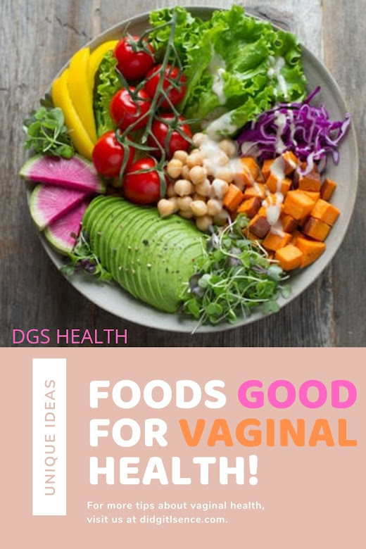 foods for vaginal health