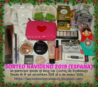 Sorteo Navideño 2019 (España)