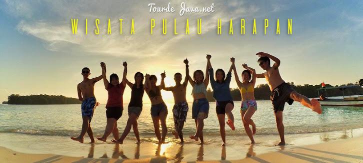 Explore pulau harapan paket wisata lengkap di pulau seribu