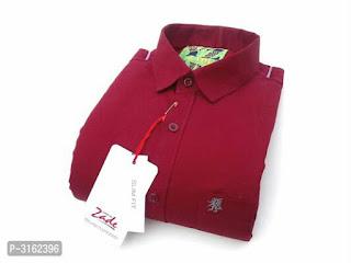 Latest Premium Cotton Solid Shirts For Men