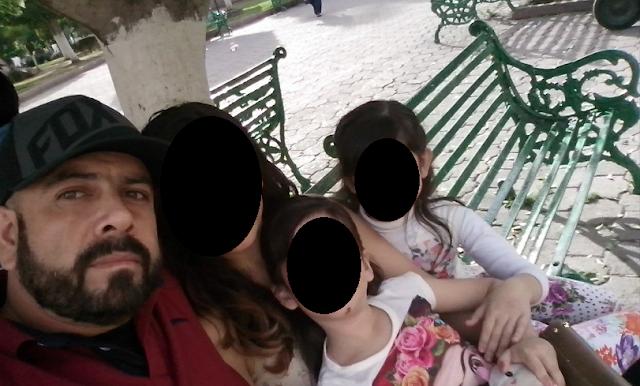 Fotos: Así se mostraba Eric Joel del Toro El M3 como un padre amoroso con sus dos niñas el jefe de CJNG capturado ayer en Guayabitos, Nayarit
