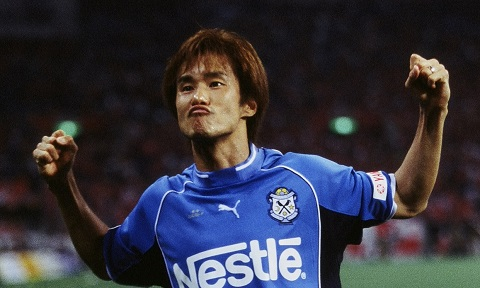 Cầu thủ Shunsuke Nakamura