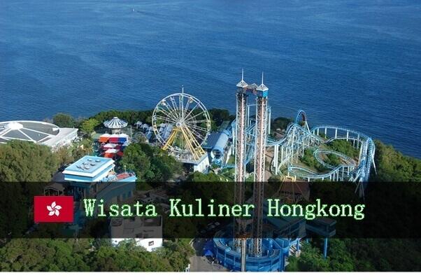 wisata kuliner hongkong