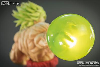 "Broly HQS+ 1/4 de ""Dragon Ball Z"" - Tsume Art"