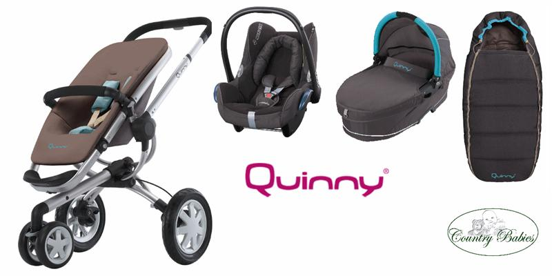 KT Loves Lily: Quinny Buzz 3 Stroller Review