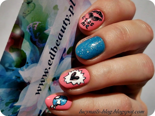 Wzorki na paznokciach