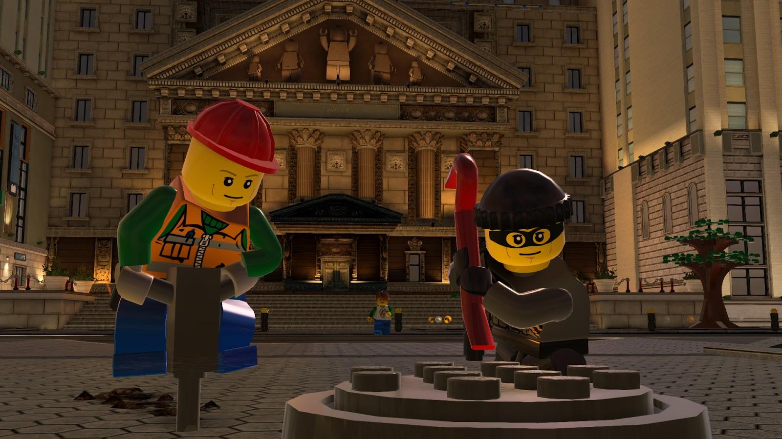 LEGO City Undercover ESPAÑOL PC Full + Update 2 (CODEX) + REPACK 4 DVD5 (JPW) 1