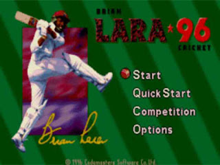 Brian Lara Cricket 96 Game Free Download