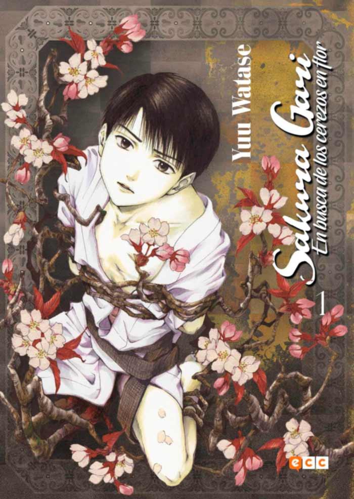 Sakura Gari: En busca de los cerezos en flor (Yuu Watase) - ECC Ediciones - Vol. 1