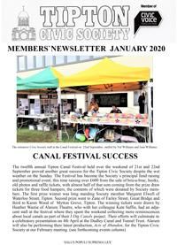TCS Newsletter Jan 2020