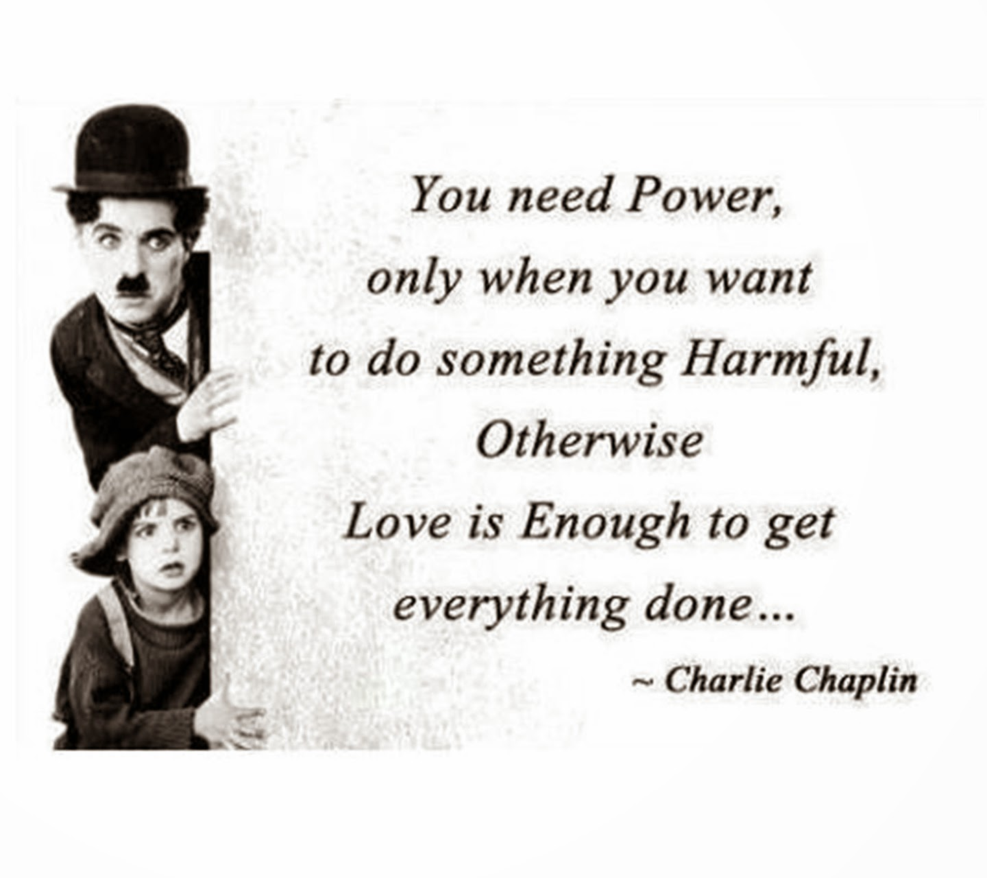 Famous Quotes By Charlie Chaplin: Quotes And Sayings: Charlie Chaplin