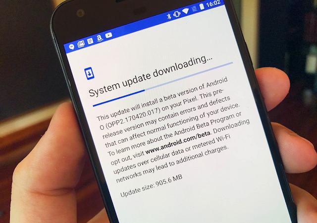 Perbarui Sistem Operasi Android