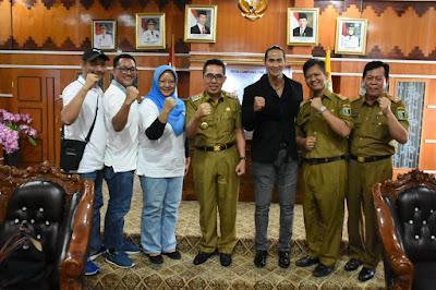 Sosialisasi JKN KIS di Lampung Timur, Ade Rai Imbau Jaga Pola Hidup Sehat