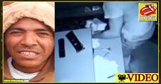 Venezolano se escondió en el baño del negocio en Perú para proceder a robarlo al cerrar