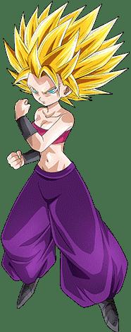 Dragon Ball Super Episodios 113-114 ¡Goku vs Caulifla & Kale!