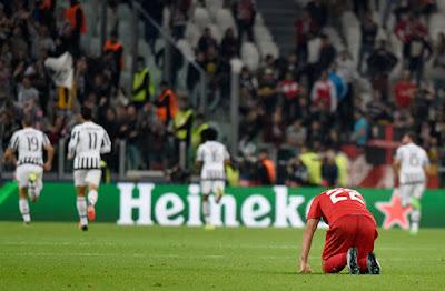 Juventus 2 Vs Sevilla FC 0