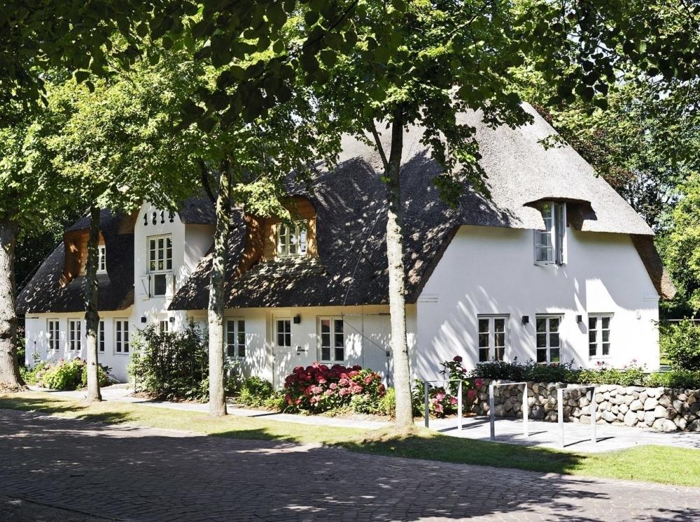Haus Steuermann, Insel Föhr