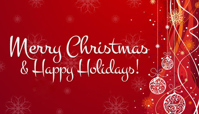 happy christmas holidays images
