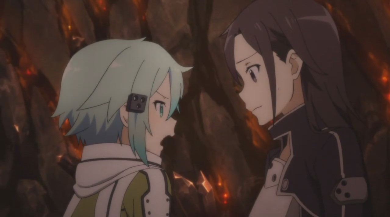 Sword Art Online 2 – Episódio 11