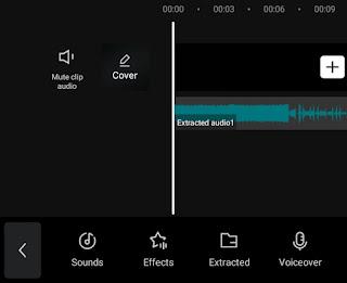 how to reverse audio on tiktok