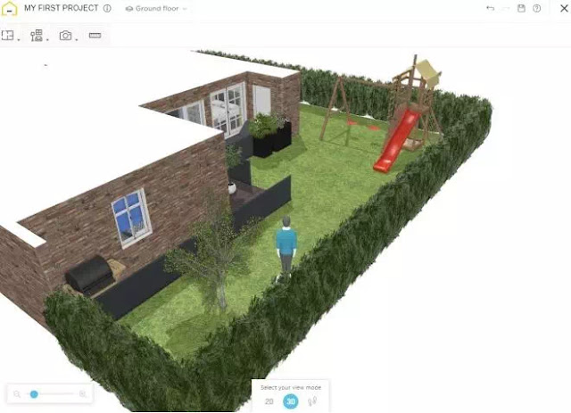 Cara Mendesain Taman Secara Online Gratis-3