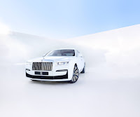 The New Rolls-Royce Ghost
