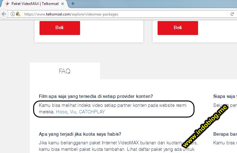 Cara Mencari Bug Kuota Videomax Gamemax Telkomsel Terbaru