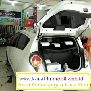 Pasang Kaca film Mobil Agya