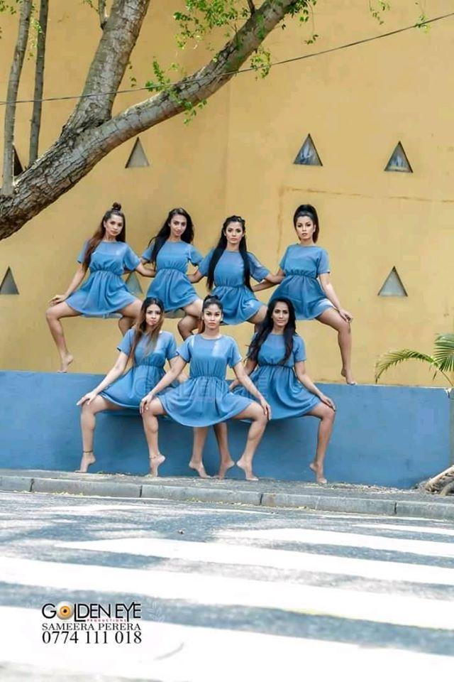 eshani dilhara dancing