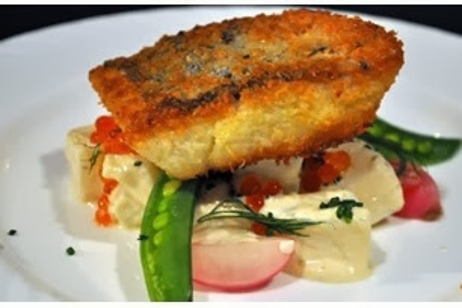 Resep Memasak Ikan Goreng Dengan Salad Kentang