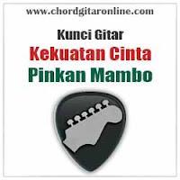 Chord Kunci Gitar Pingkan Mambo Kekuatan Cinta
