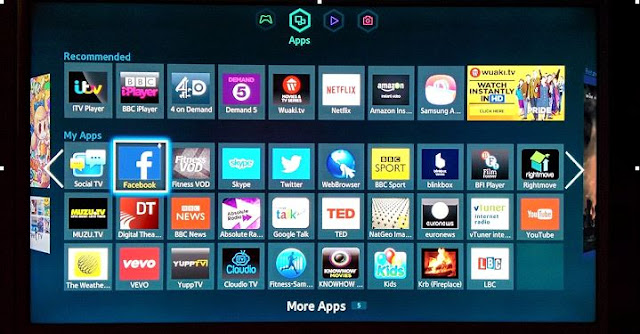 what is smart tv - tv software apps