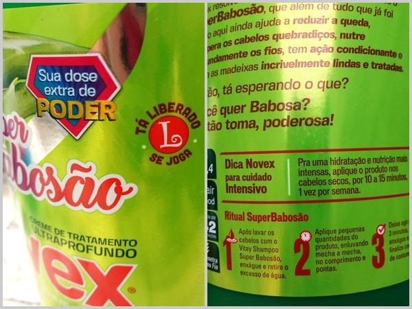 Receitinha-de-hidratação-capilar-com-máscara-Super-Babosão-Novex