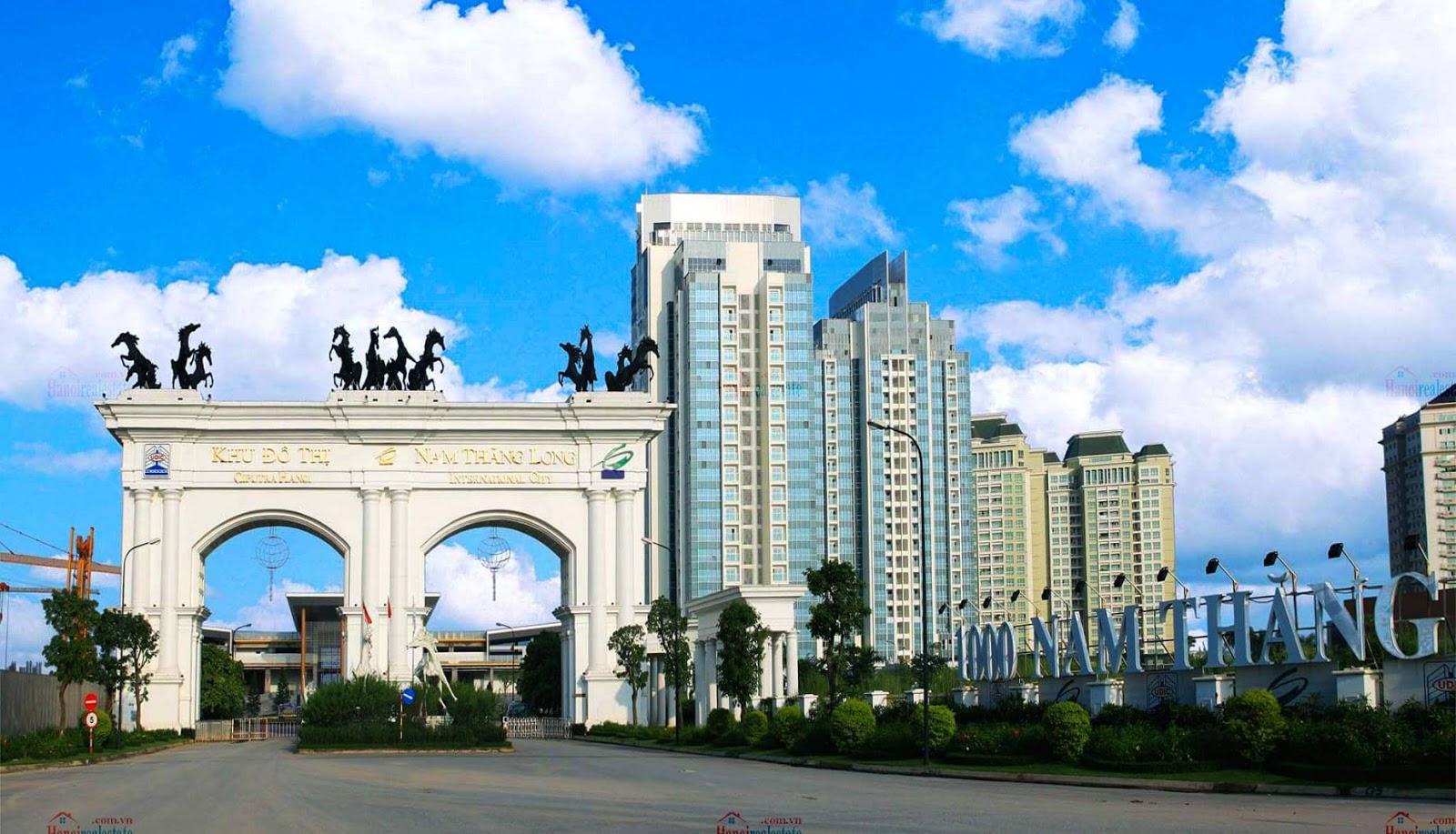 Ciputra Hà Nội - Khu đô thị lớn nhất thủ đô