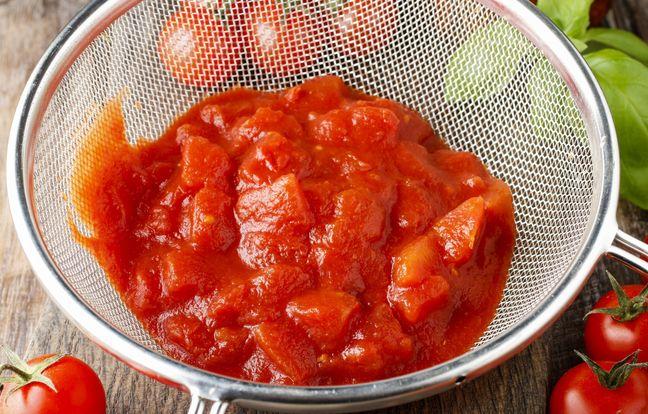 Quick Tomato Sauce for Pizza
