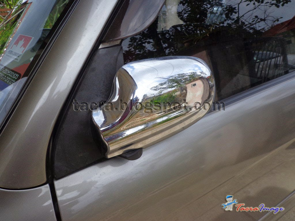 tacra's diy garage: Kelisa Auto Flip Side Mirror