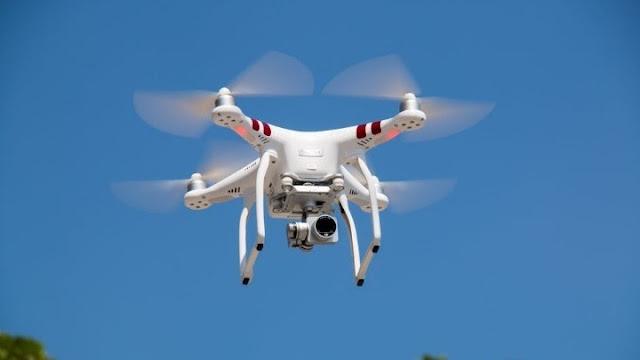 Στην υπηρεσία της πυροσβεστικής τα drones