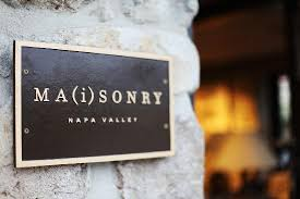 the property of Maisonry in Yountville, California
