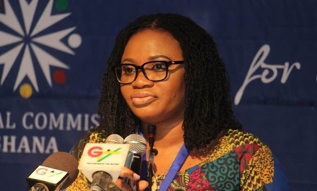 Calling EC boss 'stupid' painful - Joyce Aryee