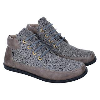 Sepatu Sneaker Pria Catenzo WR 031