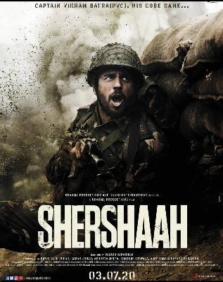 Shershaah Full movie download online leaked filmymaza,filmywap,khatrimaza,tamilrockers