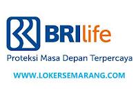 Lowongan Kerja BRI Life Semarang Sebagai Unit Manager dan Financial Consultant