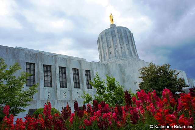 Oregon State Capitol, Salem