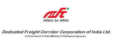 Dedicated freight corridor logo