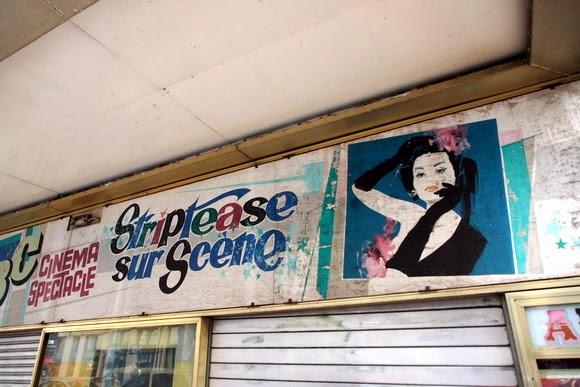 abandoned cinema