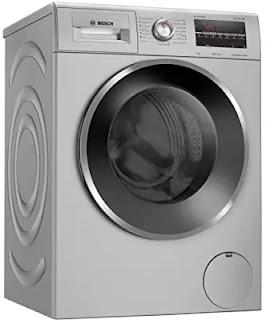 Bosch 8 Kg Fully Automatic Front Loading Washing Machine (WAJ2846SIN)
