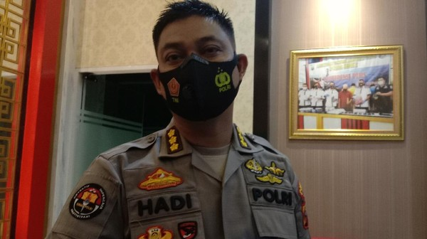 Polisi Dibacok saat Gerebek Kasus Narkoba di Sumut