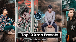 top10xmp presets for mobile used