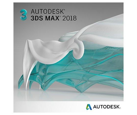 Autodesk 3ds Max 2018 Crack Full Version